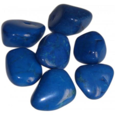 Howlite bleue