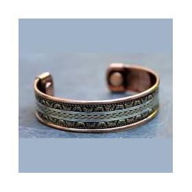 Bracelet cuivre  aimants modèle Large ( LIVRAISON OFFERTE)
